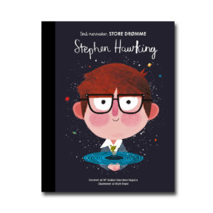 Stephen Hawking, små mennesker, store drømme - Skoob.dk