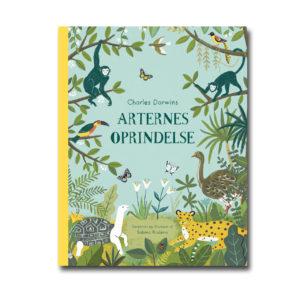 Arternes Oprindelse Charles Darwin fra Forlaget Albert - Skoob.dk